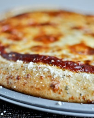 Garlic Pizza Crust
