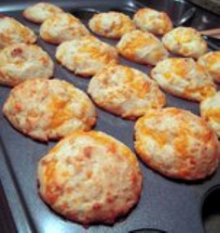 Better Cheesy Biscuits