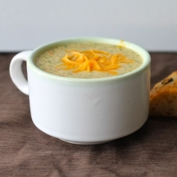 Panera Broccoli Soup