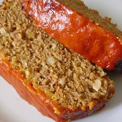 Bacon Cheesburger Meatloaf