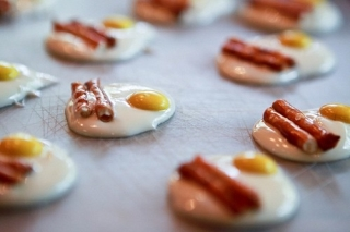 Chocolate Bacon and Eggs