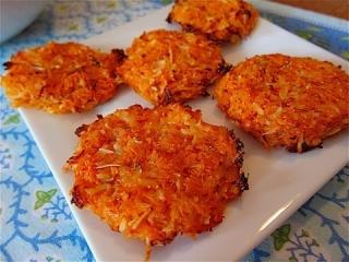 Myfridgefood Baked Sweet Potato Cakes