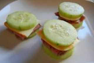 MyFridgeFood - Sweet and Spicy Cucumber