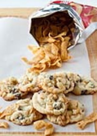 Frito Chocolate Chip Cookies