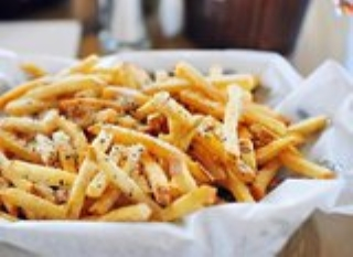 Guilt Free Fries