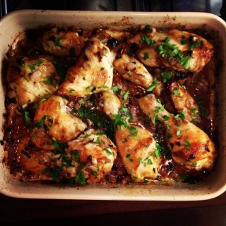 Baked chicken easy recipes