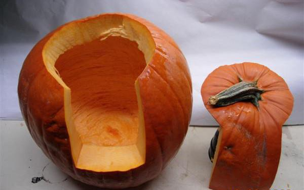 Proper Pumpkin Carving