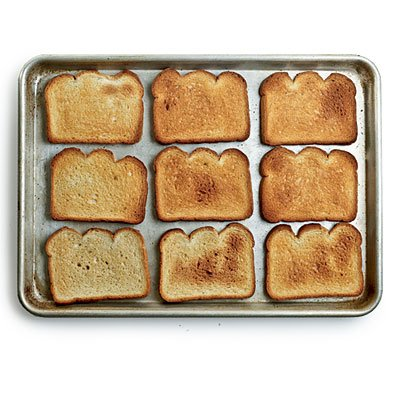 Find the hot spots in your oven