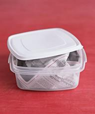 Get the smell out of your tupperware