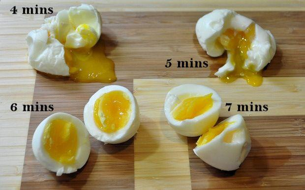 How to soft boil an egg