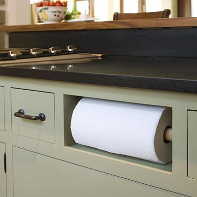 Make the most out of your fake drawers