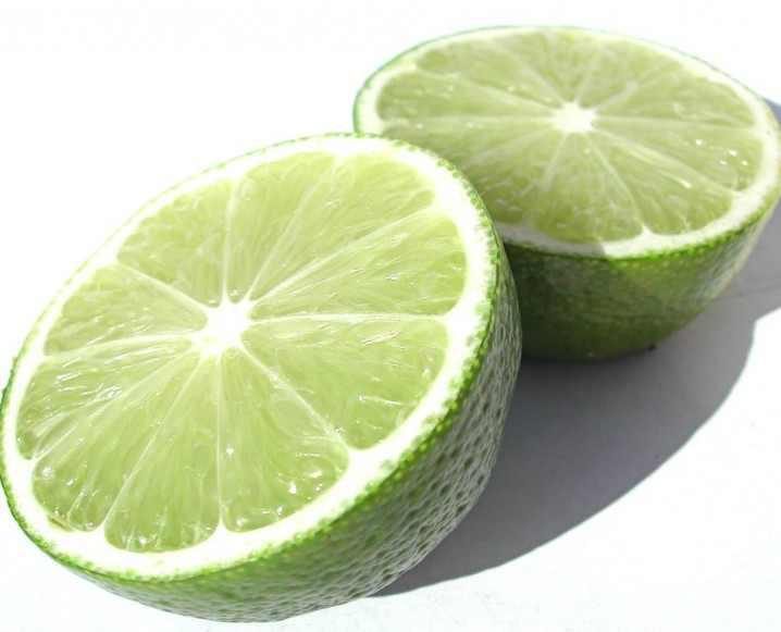 Limes help with headaches