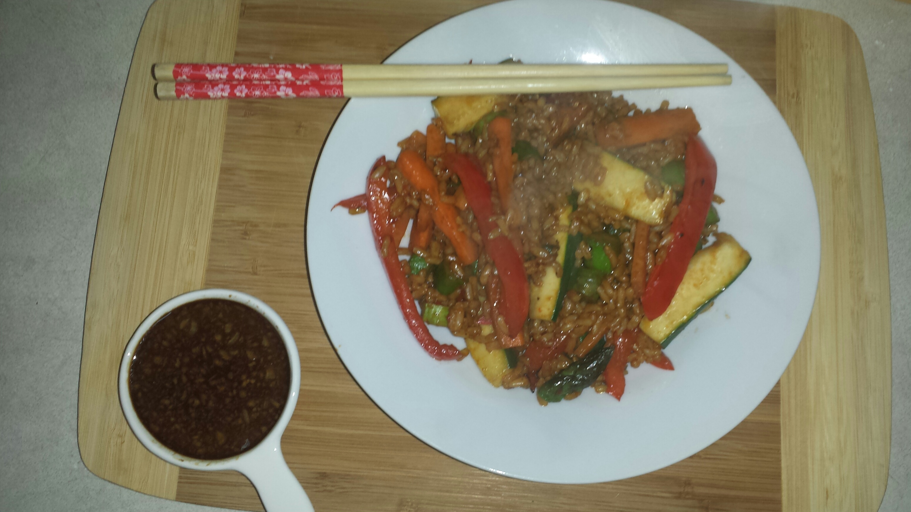 Stir Fry Cooking Sauce (Diabet
