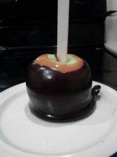 Grown Folks Candy Apples