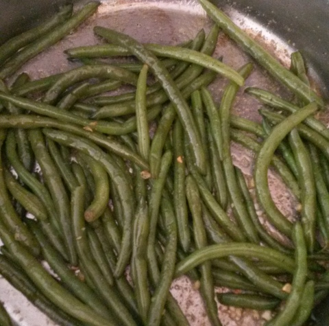 Simple Green Beans