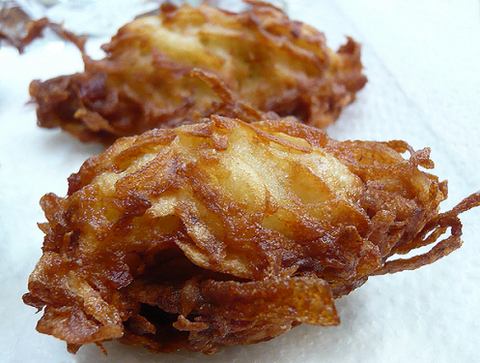 Bacon frito Hashbrowns