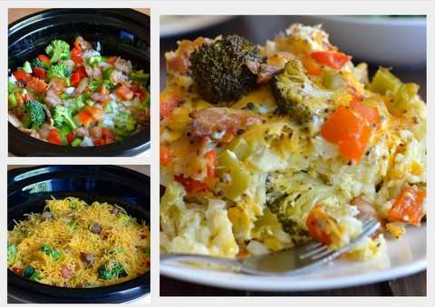 Another Crock Pot Breakfast Casserole