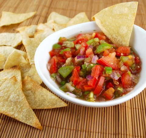 More fresh Salsa