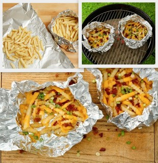 Cheesy Fry Pack