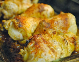 Awesome Baked Chicken