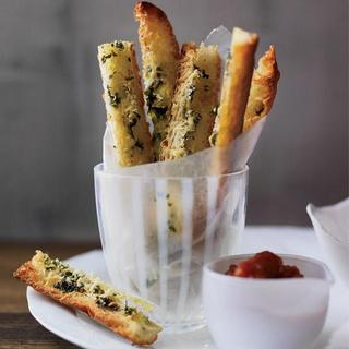 Garlic Bread Fries