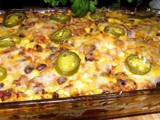 Another Mexican Casserole