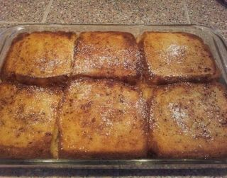 One More French Toast Bake