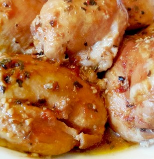 Easy Slow Cooker Sweet Chicken