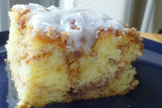 Myfridgefood Honey Bun Cake