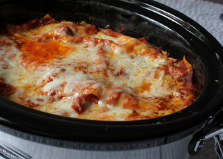 Another Crock Pot Lasagna