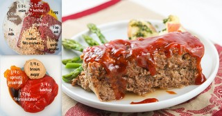 Best Best Meatloaf Collage
