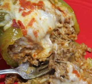 Easier Stuffed Peppers